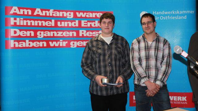 Simon SSchäfer & Renke Feldmann